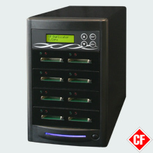 CopyBox 7 CF Duplicator - cf compactflash copying system standalone duplication without using pc